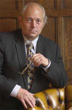 ROGER EVERESTThe barrister believes his decision not to join a masonic lodge prevented him from being appointed a QC.