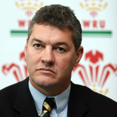 DAVID PICKERING The WRU chairman instructed solicitors to take action against Rebecca television.as chairman of the WRU