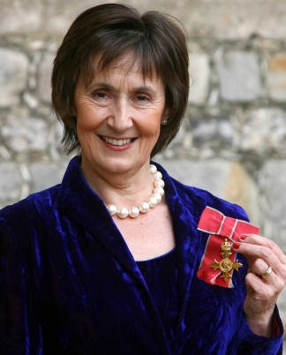 MENNA RICHARDS, OBE Awarded the honour in 2010, she stood down from the post of Director in February 2011. There was little criticism of her appointment back in 2000 even though she was a close friend of Geraint Talfan Davies. She had served a long apprenticeship  — all of it in Wales. Photo: PA