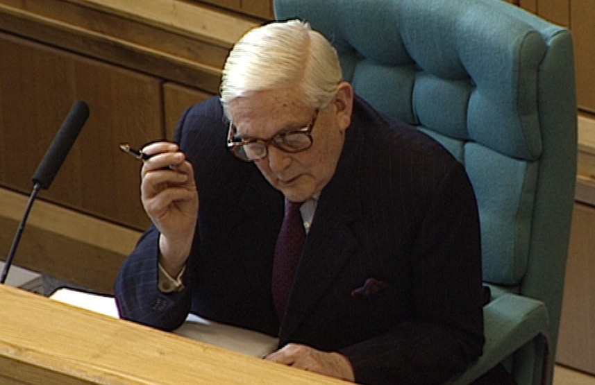 2e6623c129c SIR RONALD WATERHOUSE The retired High Court judge chaired the £14 million  North Wales Child
