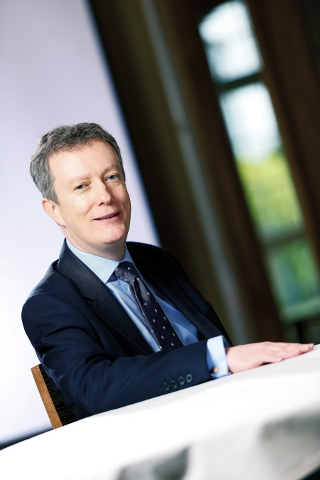 WATER MILLIONAIRE  One of the key architects of Glas Cymru, Chris Jones is the current chief executive. In the 14 years of the company's existence he has prospered — awarded nearly £4 million in salary, pensions, annual and long-term bonuses.   Photo: Glas Cymru