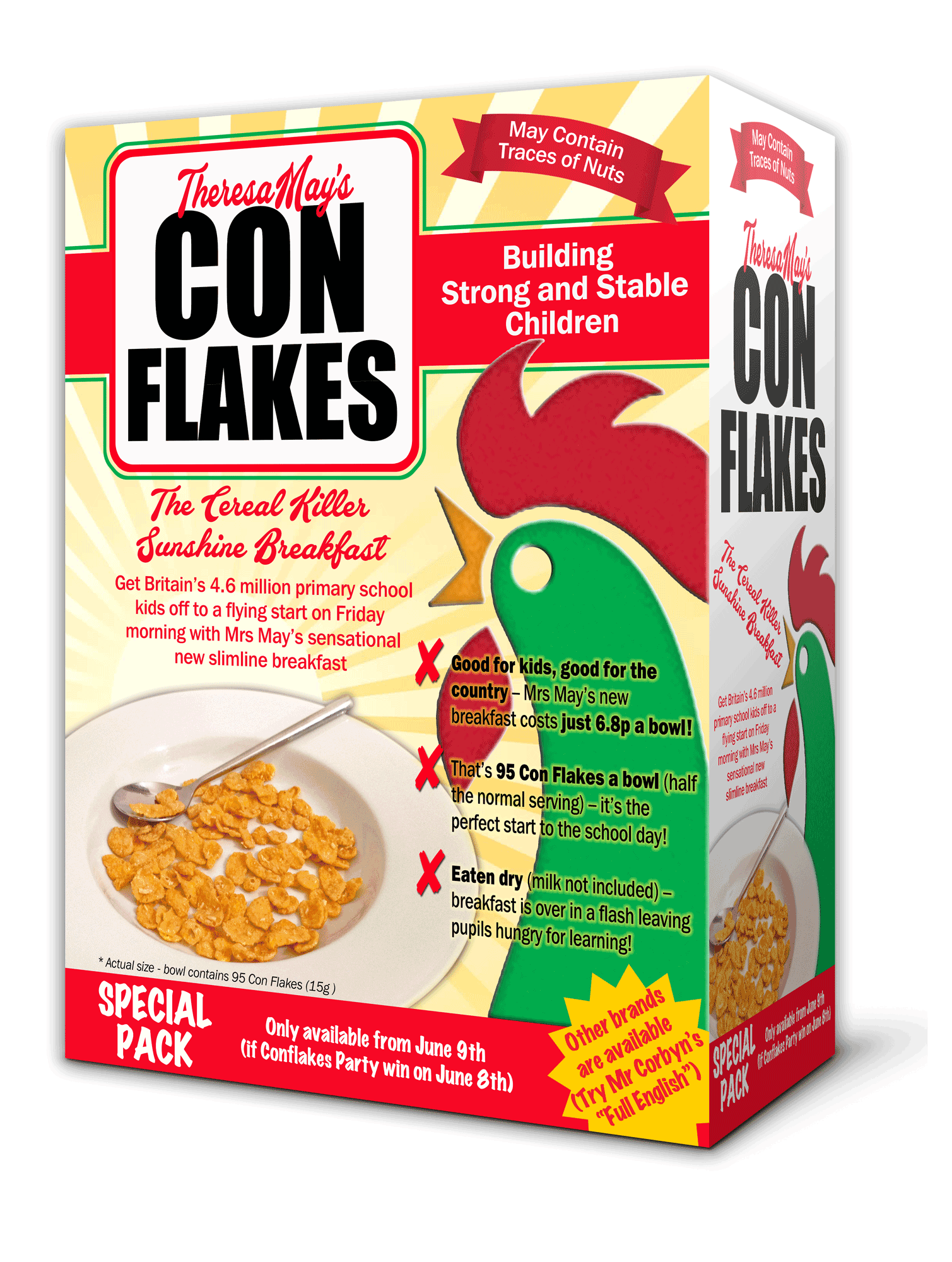 CONFLAKES MASTER